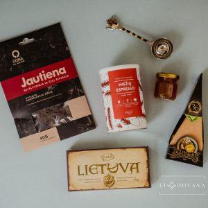 Verslo dovana iš Lietuvos 1