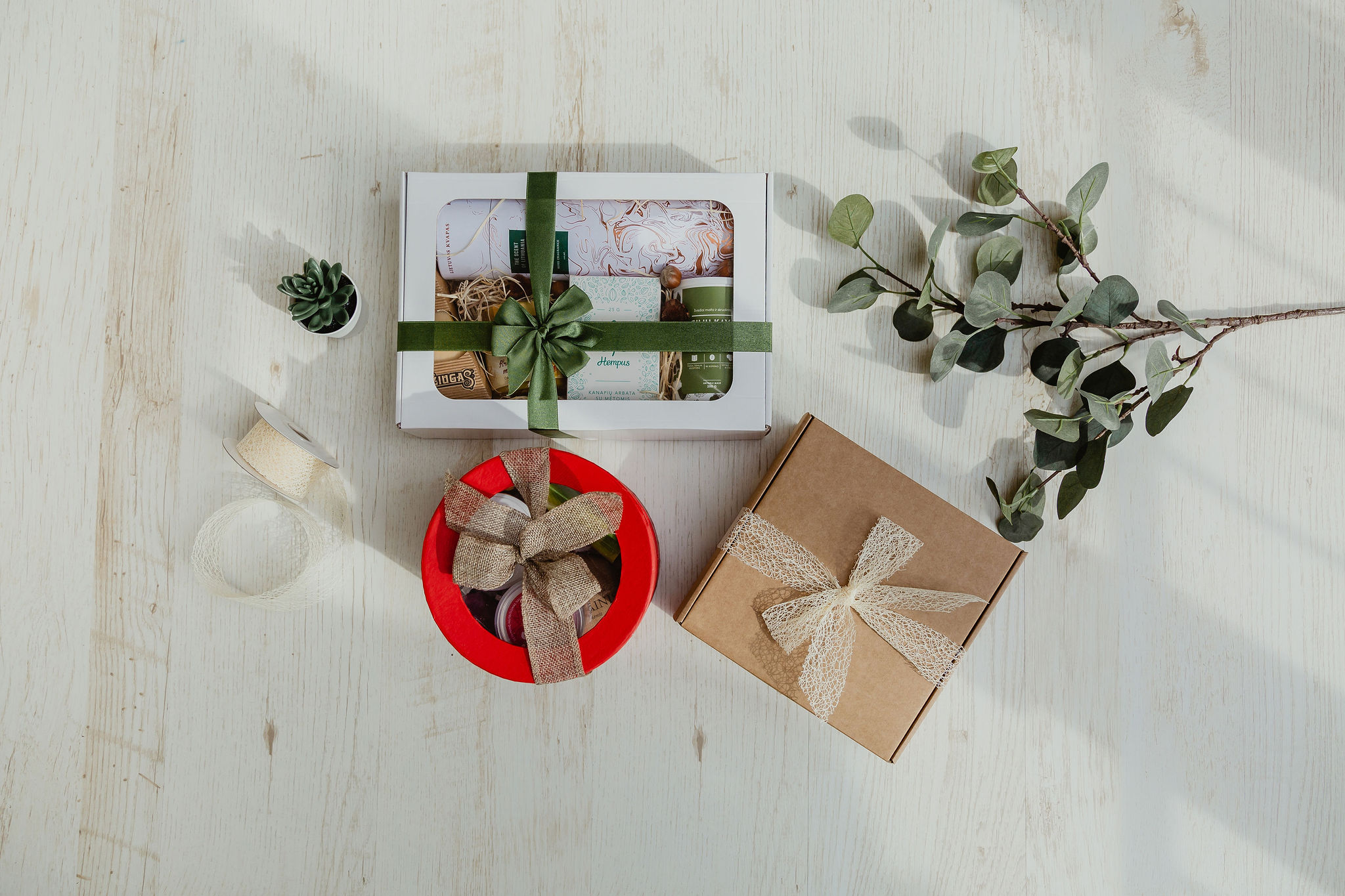 Verslo dovanos