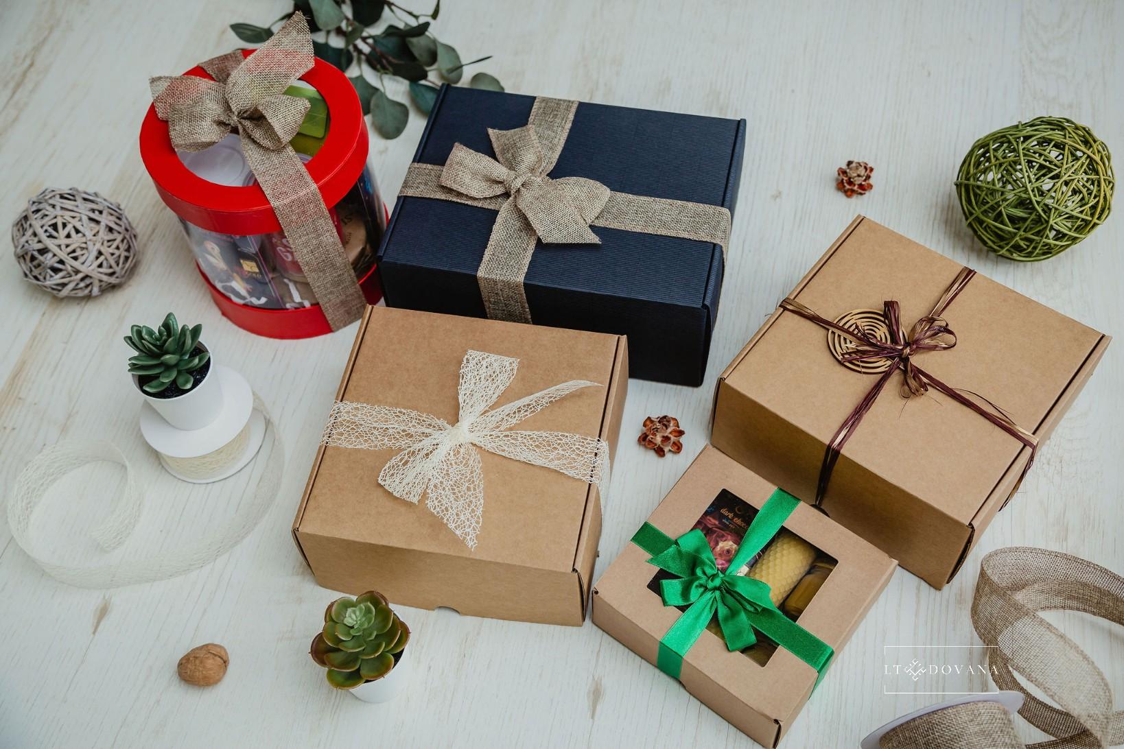 Kaip išrinkti tinkamą verslo dovaną