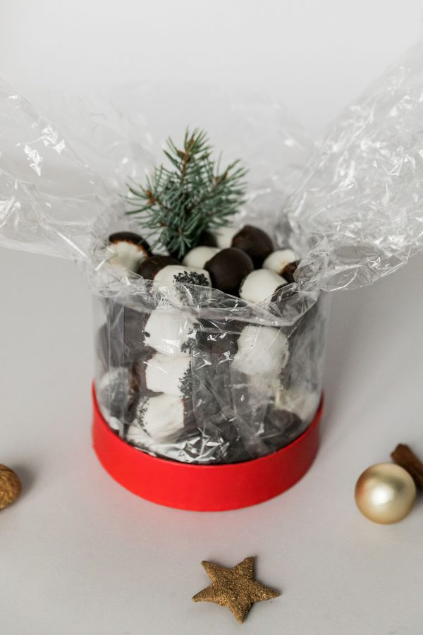Kalėdinė meduolių dovana