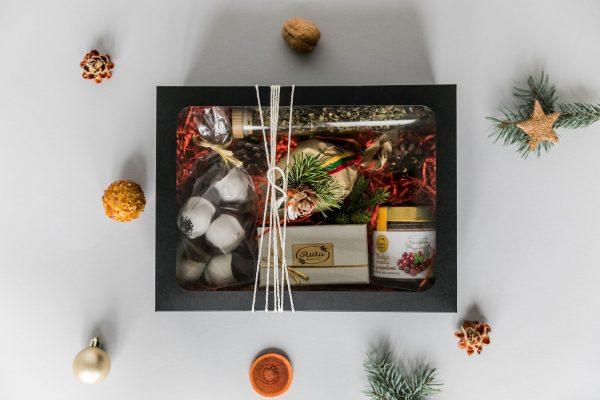 Kalėdinių skanėstų dovana